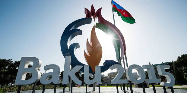Jeux européens de Bakou: jour J pour l'Europe sportive - La DH