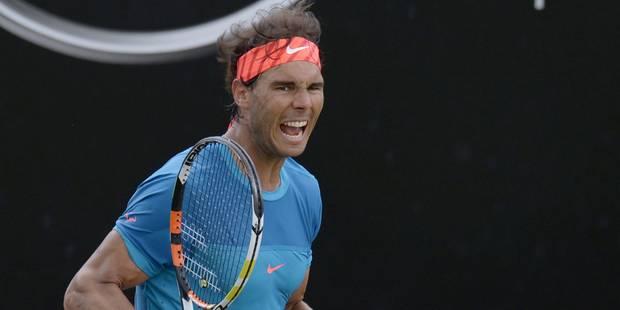 ATP Stuttgart: Nadal expédie Monfils et va en finale contre Troicki - La DH