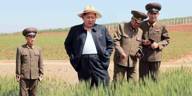 La Corée du Nord subit sa pire sécheresse en 100 ans - La DH