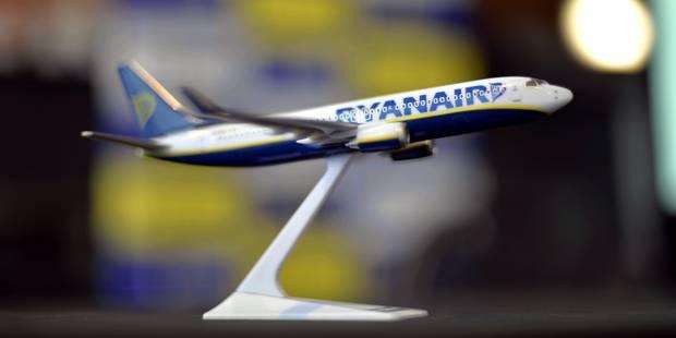 Ryanair veut un tiers du marché belge - La DH