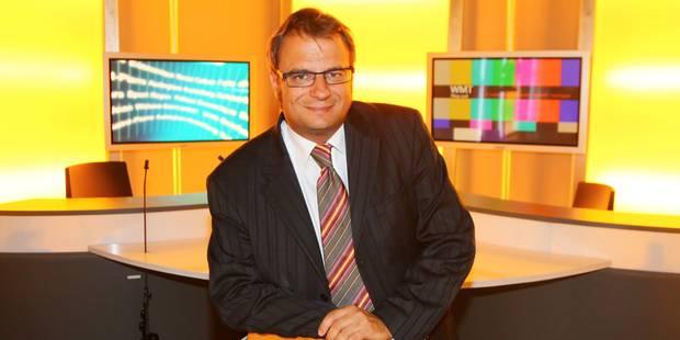 Fabrice Grosfilley quitte Télé Bruxelles pour la RTBF - La DH