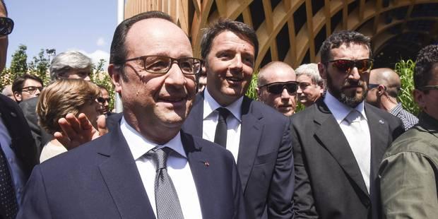 Quand François Hollande pousse la chansonnette à la Fête de la musique, ça vaut le détour! - La DH