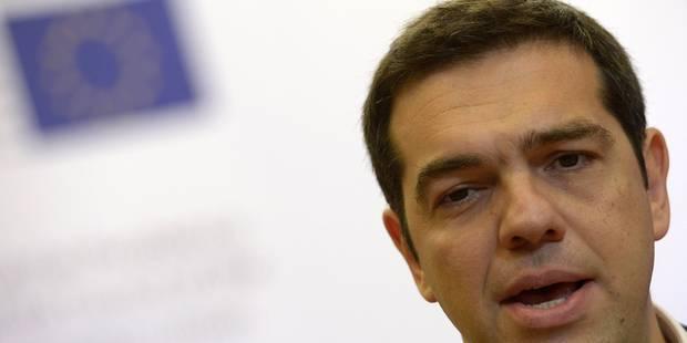 Le sort de la Grèce se (re)jouera ce mercredi à Bruxelles - La DH