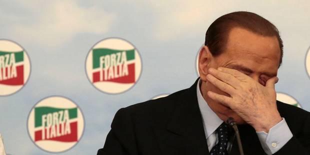 Berlusconi en prison pour cinq ans ? - La DH