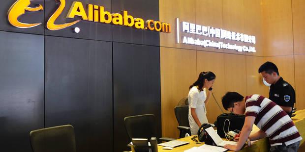 Alibaba arrive en Belgique - La DH