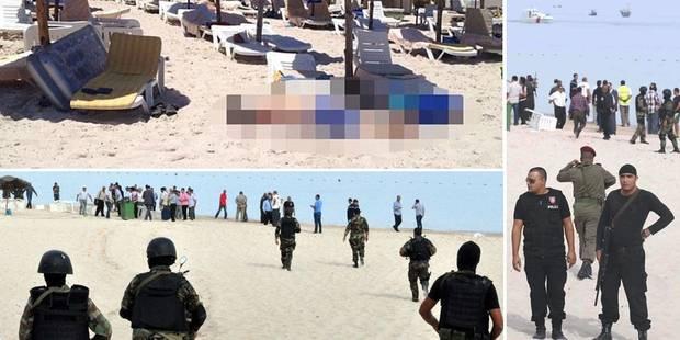 Attentat à Sousse: Dix victimes ont été identifiées dont une Belge - La DH