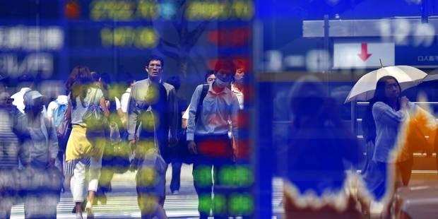 Crise grecque: les Bourses en chute libre - La DH