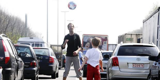 Vacances: 1er week-end chaud sur les routes - La DH