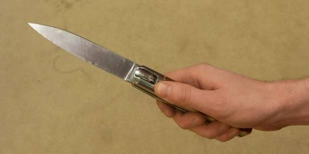 Roselies: il porte 18 coups de couteau à son ex - La DH