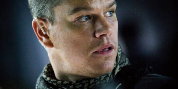 Matt Damon ne ressemble plus à ça - La DH