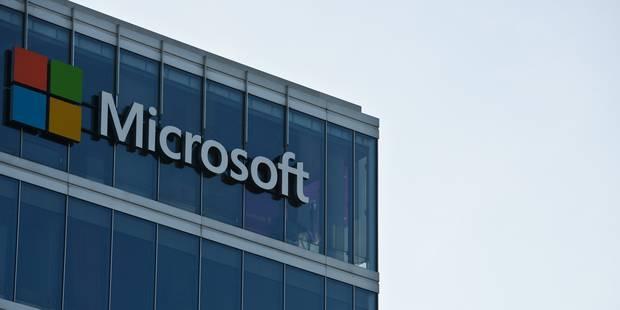 Microsoft annonce la suppression de 7.800 emplois - La DH
