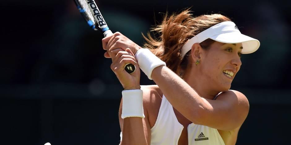 Garbine Muguruza, celle que le tennis espagnol attendait depuis quinze ans - La DH