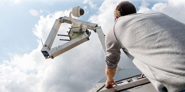 Police à Bruxelles: des caméras déployables partout ! - La DH