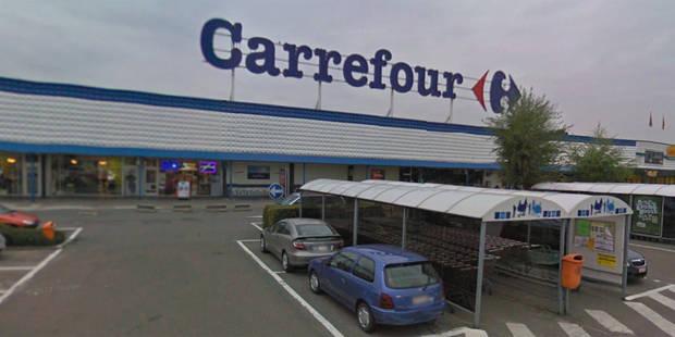 Alerte à la bombe levée au Carrefour de Bierbeek - La DH