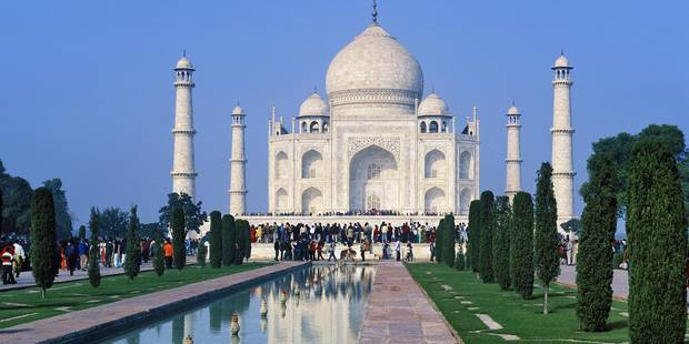 Inde: empêché de se marier, un couple organise son suicide au Taj Mahal - La DH