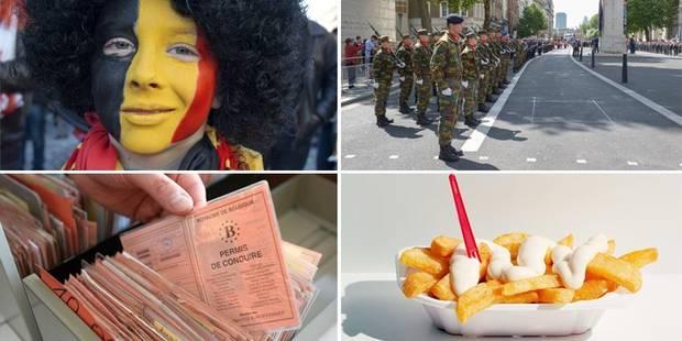 Ces 5 choses étonnantes qui font de la Belgique un pays unique au monde - La DH