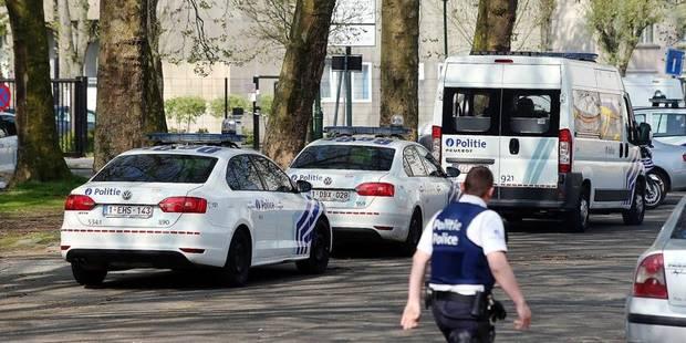 Zone de police Bruxelles Midi : les services d'intervention en sous-effectif - La DH