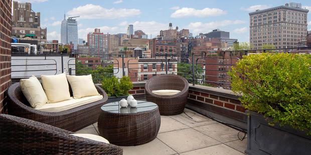 Le sublime penthouse new-yorkais de Julia Roberts est à vendre - La DH