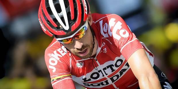 Thomas De Gendt le plus offensif du Tour - La DH