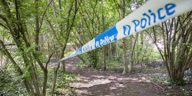 Corps sans vie retrouvé dans un bois à Soye : la victime est originaire de Charleroi - La DH