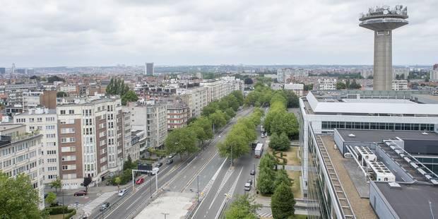 Région bruxelloise : les chantiers de la semaine - La DH