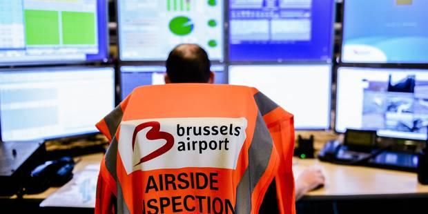 Atterrissage d'urgence et grosse frayeur à Zaventem - La DH
