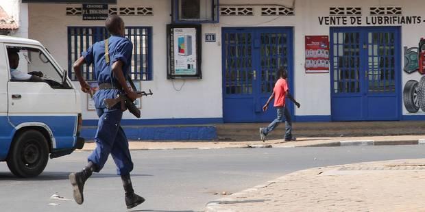 Le Burundi sous tensions: entre climat explosif et détérioration de la sécurité - La DH