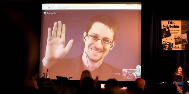 Les documents fournis par Edward Snowden livrent de nouveaux secrets - La DH