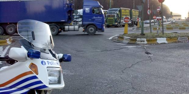 Course poursuite sur l'E42: la police recherche des témoins ! - La DH