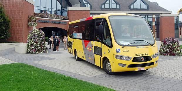 Waterloo: un Proxibus qui tape sur les nerfs - La DH
