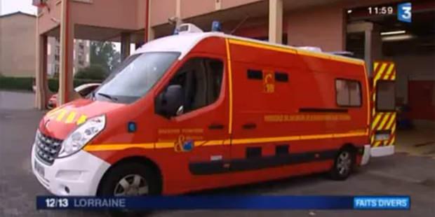 France: un véhicule de secours des pompiers volé en pleine intervention - La DH