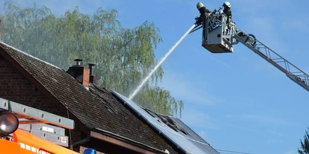 Durbuy: Elle décède dans l'incendie de sa maison - La DH