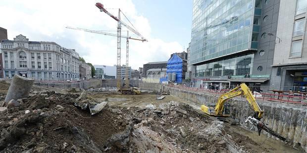 Bâtiments et voiries: l'extra-ring de Charleroi en chantier - La DH