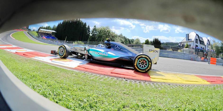 GP de Belgique: la F1 en neuf questions - La DH