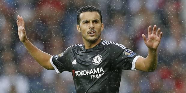Hazard à la base du premier but de Pedro, Courtois détourne un penalty (VIDEOS) - La DH
