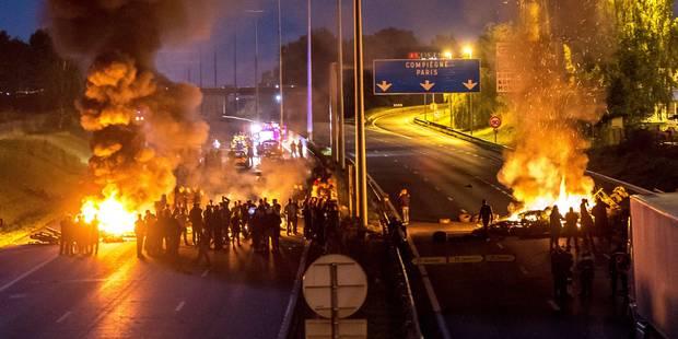 France: Des gens du voyage lèvent les barrages d'une autoroute très fréquentée - La DH