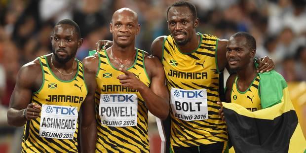 Bolt, triple champion du monde ! Deux records de Belgique battus - La DH