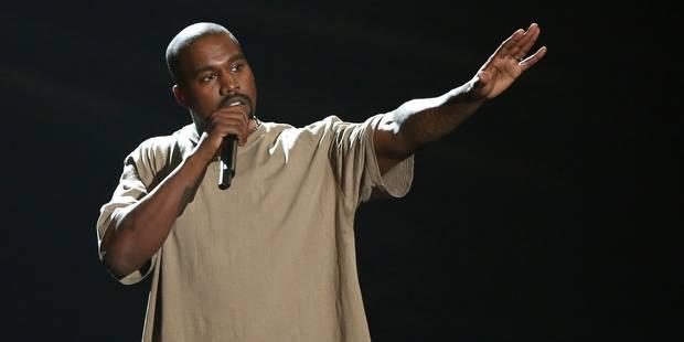 Kanye West se verrait bien à la maison blanche - La DH