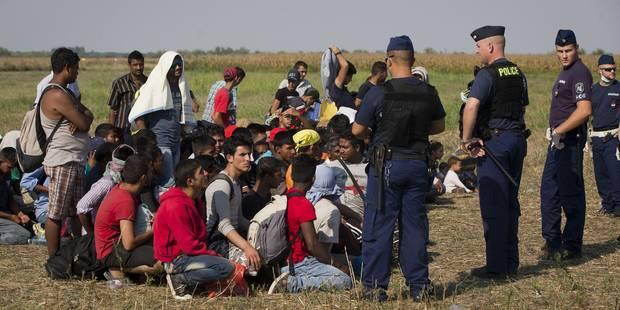 """Migrants : l'UE ne refoulera """"jamais ceux qui ont besoin de protection"""" - La DH"""