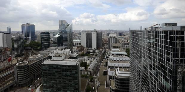 Bruxelles: la mue du quartier Nord est en marche - La DH