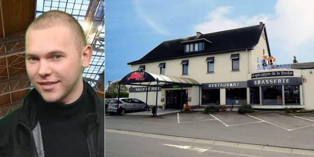 Nicolas (26 ans) poignardé sur le parking d'un restaurant à Gembloux - La DH