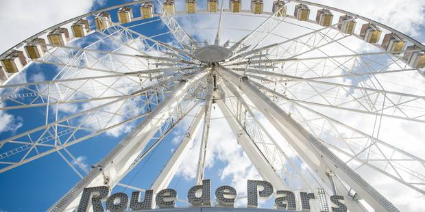 Exclusif: la grande roue de Paris sera installée sur le boulevard du Midi - La DH