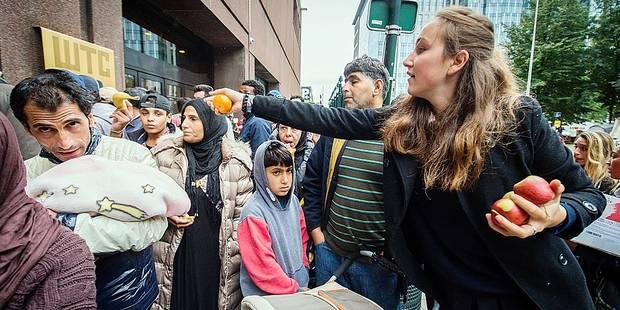 Toute la Belgique se mobilise pour les réfugiés - La DH
