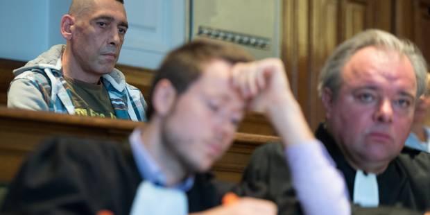 Claude Doye, reconnu coupable du meurtre de Marjolaine Lenoir, condamné à 30 ans - La DH