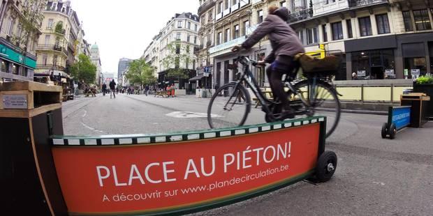 Bruxelles: Tout ce qu'il faut savoir sur ce dimanche sans voiture (INFOGRAPHIE) - La DH