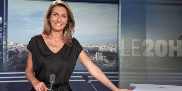 Anne-Claire Coudray à la place de Claire Chazal dès ce soir - La DH
