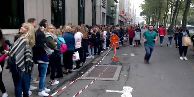 La librairie Filigranes se moque de l'ouverture de l'Apple store à Bruxelles (VIDEO) - La DH