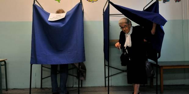 Les Grecs retournent aux urnes, un nouveau défi pour Tsipras - La DH