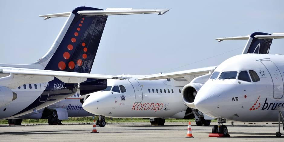 Pourquoi Brussels Airlines a échoué au Congo - La DH
