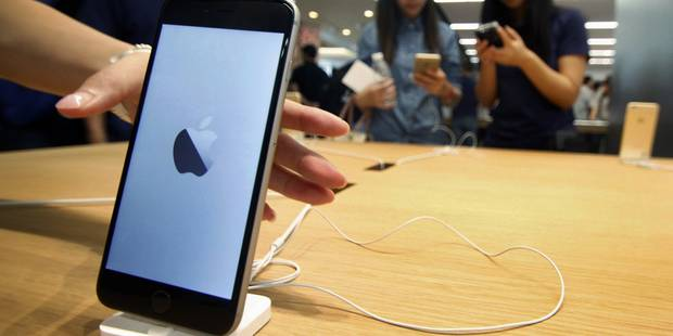 Apple infecté par un virus avant le lancement de nouveaux iPhone - La DH